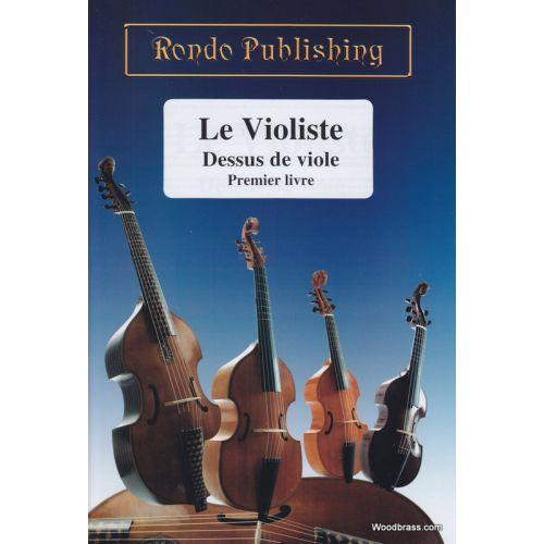 RONDO PUBLISHING ROBERTSON-WADE JACQUI - LE VIOLISTE - DESSUS DE VIOLE PREMIER LIVRE + CD