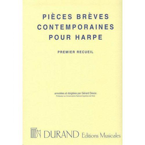 DURAND PIECES BREVES CONTEMPORAINES VOL.1 - HARPE