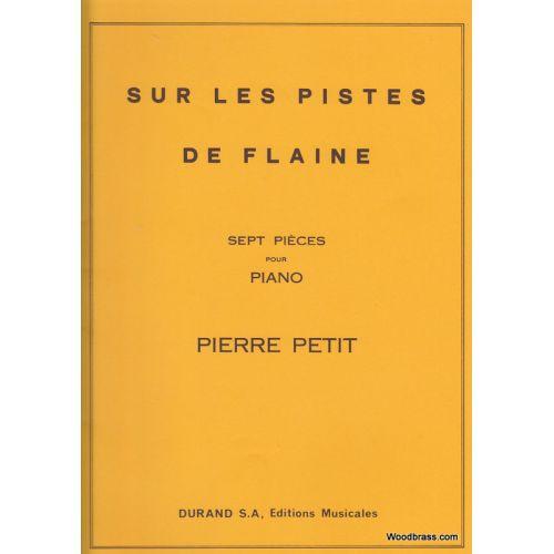 DURAND PETIT - SUR PISTES DE FLAINE - PIANO