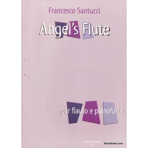 RIVERBERI SONORI SANTUCCI FRANCESCO - ANGEL'S FLUTE PER FLAUTO E PIANOFORTE
