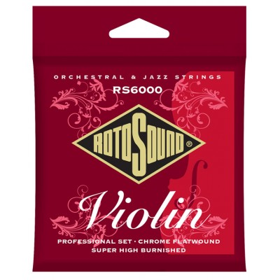 ROTOSOUND PROFESSIONAL VIOLIN SET