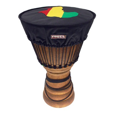 ROOTS PERCUSSION DJEMBE DELUXE HAT HEAD PROTECTION Ø 35-38 CM NYLON - COLOR