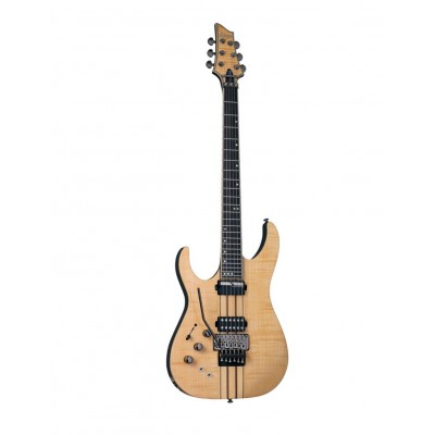 SCHECTER LINKHAENDER BANSHEE ELITE 7FR SUSTAINIAC GLOSS NATURAL