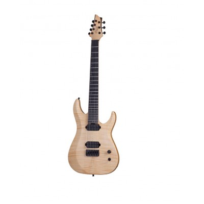 SCHECTER KEITH MERROW SIGNATURE 7 NATURAL PEARL
