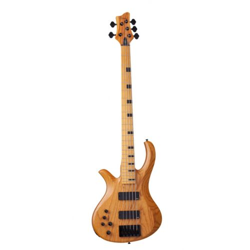 SCHECTER LINKSHAENDER RIOT SESSION 5 AGED NATURAL SATIN