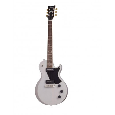 SCHECTER SOLO-II SPECIAL VINTAGE WHITE PEARL