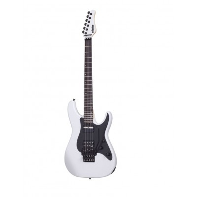 SCHECTER SUN VALLEY SS FR S WHITE