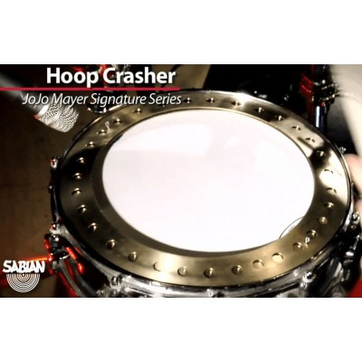 SABIAN JOJO MAYER HOOP CRASHER - HC-14
