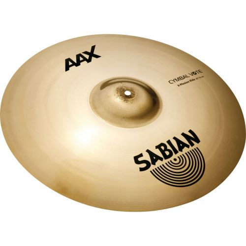 SABIAN 2201287XB - AAX X-PLOSION RIDE 20