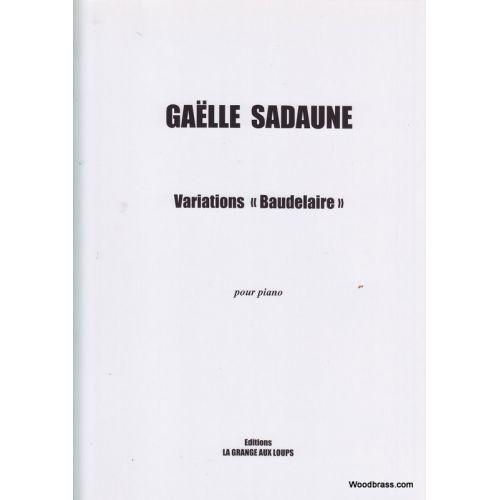 LA GRANGE AUX LOUPS SADAUNE GAELLE - VARIATIONS