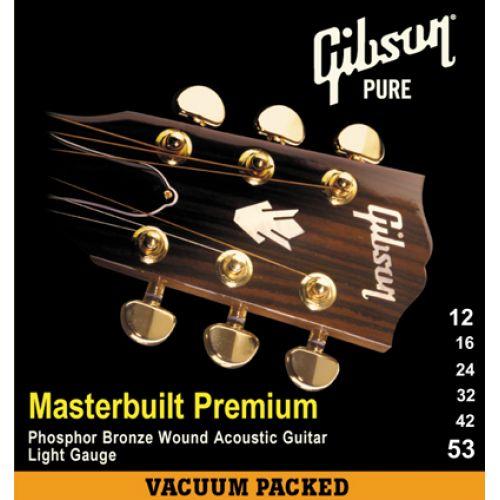 GIBSON SAG-MB12 MASTERBUILT PREMIUM LIGHT 12-53
