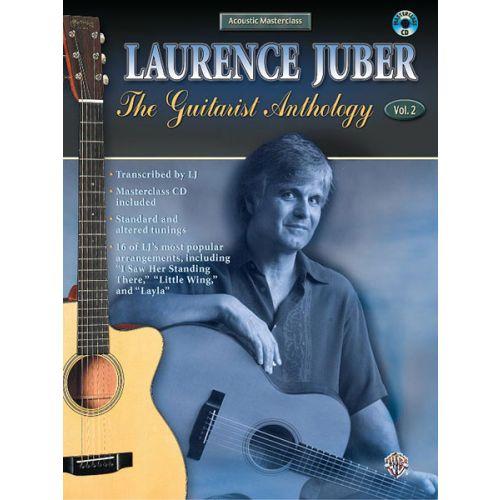 ALFRED PUBLISHING GUITARIST ANTHOLOGY VOL2 + CD - GUITAR