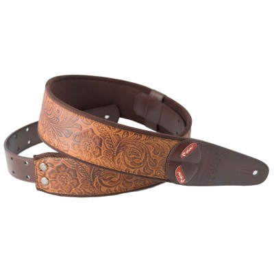 RIGHTON GUITAR STRAP SANDOKAN WOODY