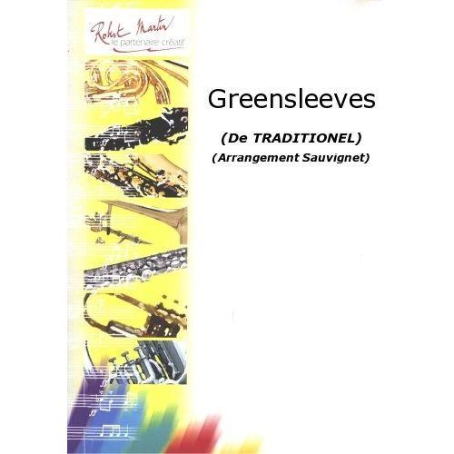 ROBERT MARTIN TRADITIONEL - SAUVIGNET - GREENSLEEVES