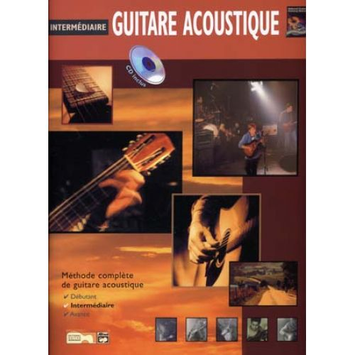 VOLONTE&CO GUITARE ACOUSTIQUE INTERMEDIAIRE CD