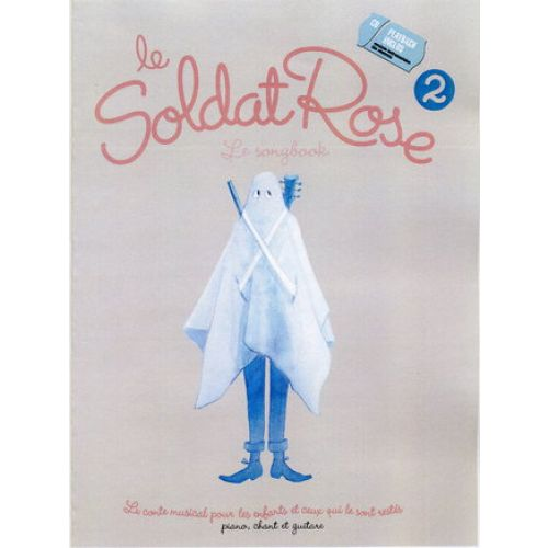 BOOKMAKERS INTERNATIONAL LE SOLDAT ROSE VOL.2 - SONGBOOK PVG + CD PLAYBACK