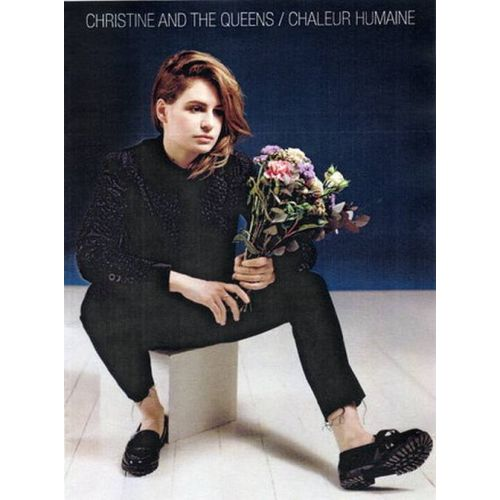 BOOKMAKERS INTERNATIONAL CHRISTINE AND THE QUEENS - CHALEUR HUMAINE - PVG