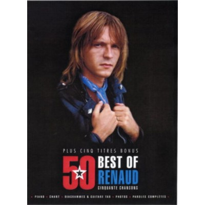BOOKMAKERS INTERNATIONAL RENAUD - BEST OF 50 CHANSONS - PVG TAB
