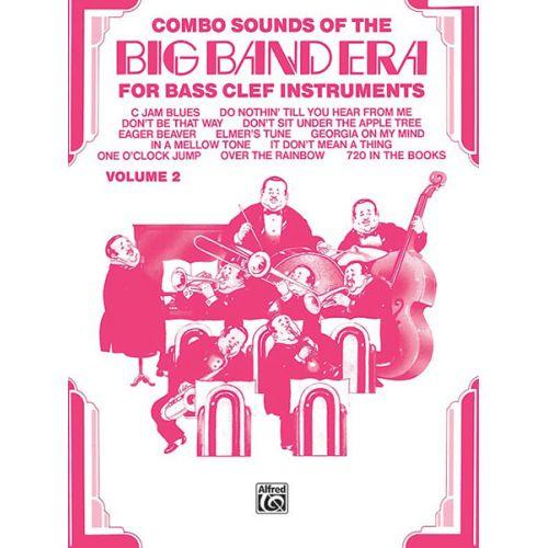 ALFRED PUBLISHING BULLOCK JACK - COMBO SOUNDS - BIG BAND ERA II - F INSTRUMENTS