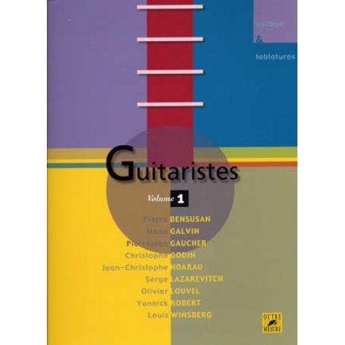 OUTRE MESURE GUITARISTES VOL.1 TAB