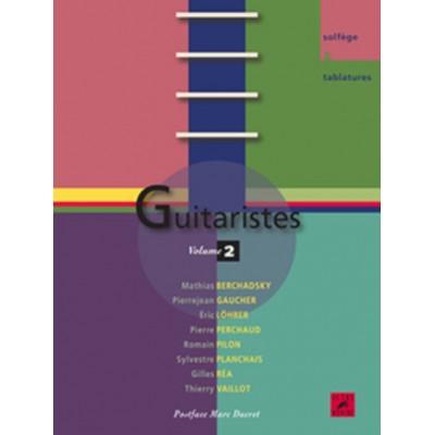 1 Guitaristes Vol Une encyclop/édie vivante de la guitare