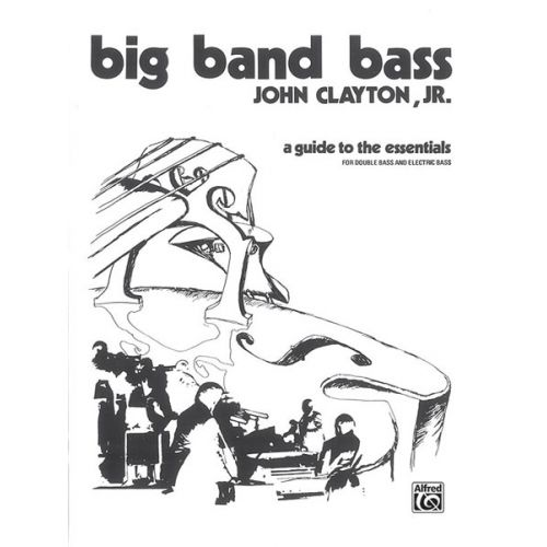 ALFRED PUBLISHING BIG BAND BASS BOOK - BASS