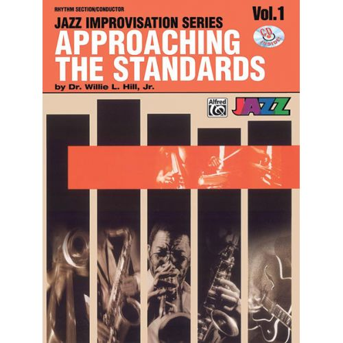ALFRED PUBLISHING APPROACHING THE STANDARDS VOL.1 + CD - ALL INSTRUMENTS