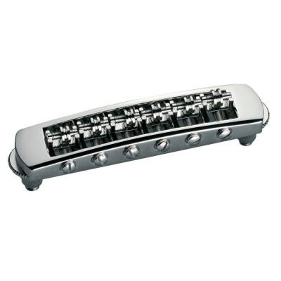 SCHALLER SC530.312 E-GUITAR BRIDGE STM CHROME