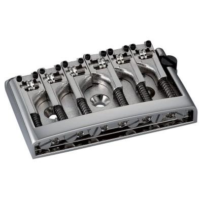 SCHALLER SC530.540 E-GUITAR BRIDGE 3D-6 NICKEL