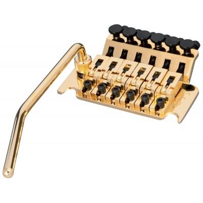 SCHALLER SC535.826 TREMOLO SYSTEM LOCKMEISTER GOLD