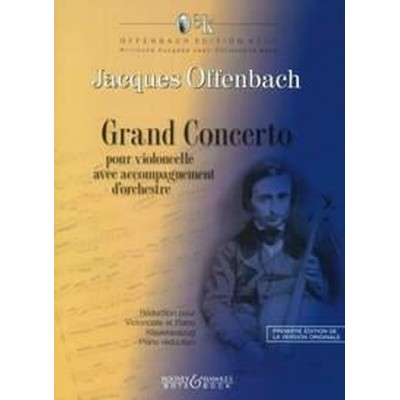 BOTE AND BOCK OFFENBACH JACQUES - GRAND CONCERTO