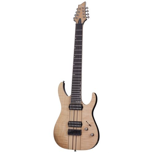 SCHECTER BANSHEE ELITE 8 GLOSS NATURAL