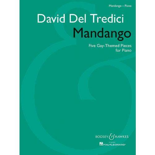 SCHOTT DEL TREDICI D. - MANDANGO - PIANO
