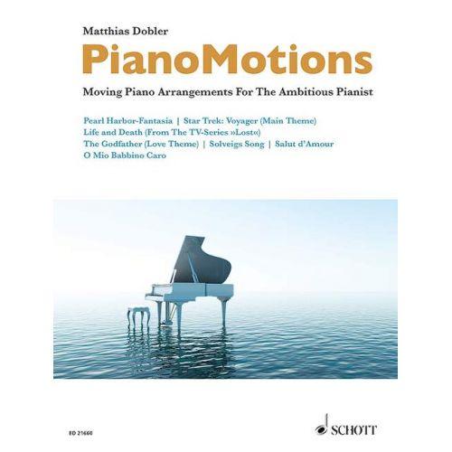 SCHOTT PIANOMOTIONS BAND 1 - PIANO