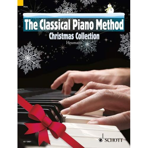 SCHOTT HEUMANN H. - THE CLASSICAL PIANO METHOD - PIANO