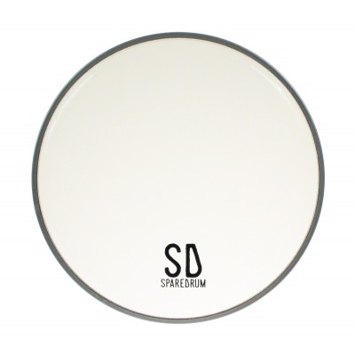 Snare side drum head 12""