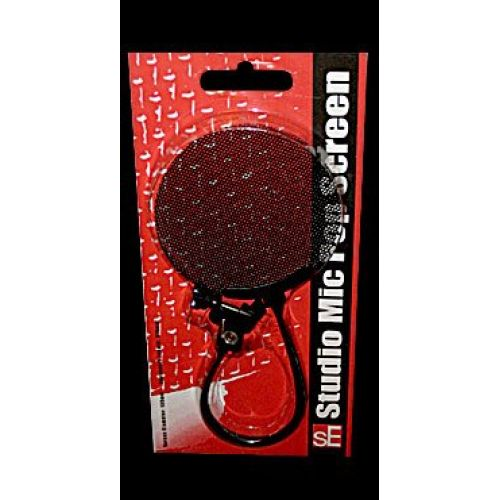 SE ELECTRONICS METAL POP SCREEN FILTER WITH FLEXIBLE