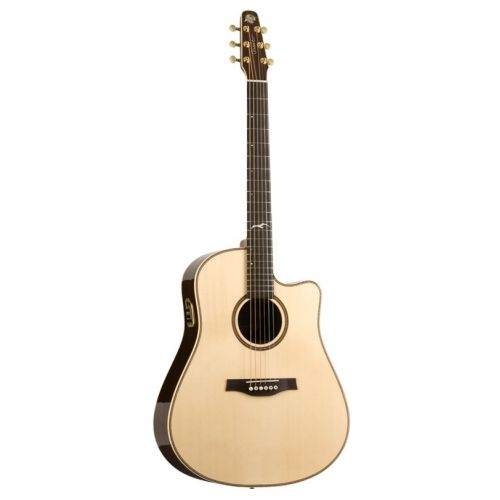 SEAGULL ARTIST STUDIO HIGH GLOSS CUTAWAY DELUXE QII DELUXE TRIC