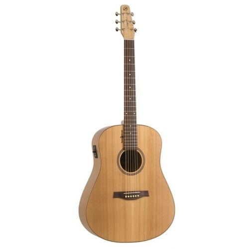 SEAGULL NATURAL ELEMENTS NATURAL CHERRY DREADNOUGHT B BAND ACI.5T