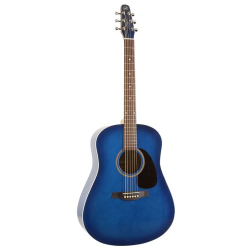 SEAGULL S6 SPRUCE TRANS BLUE BURST GT ELECTRO