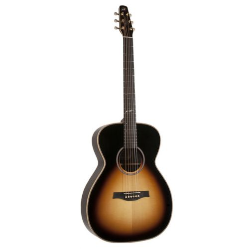 SEAGULL ARTIST STUDIO CONCERT HALL SUNBURST HG ELEMENT