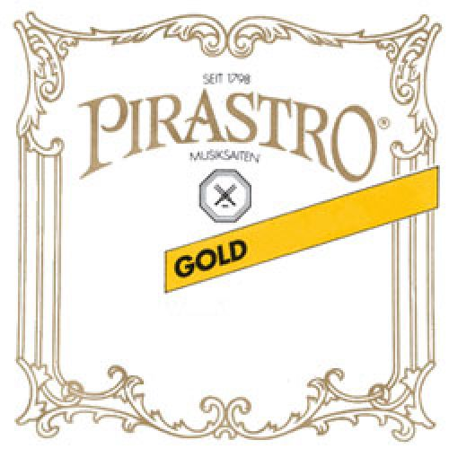 PIRASTRO 4/4 PIRASTRO GOLD E VIOLIN STRING MEDIUM TENSION