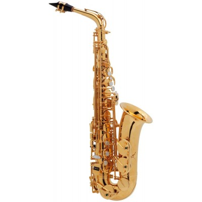 SELMER SUPER ACTION 80 SERIES II AUG (GOLD PLATED)