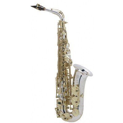 SELMER SERIE III AMG VO (SOLID SILVER - LACQUERED KEYS)