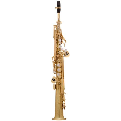 SELMER SERIES III BGG/GO (BRUSHED GOLD LACQUER ENGRAVED / GOLD LACQUERED KEYS)