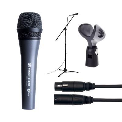 Mobiele geluids set voor microfo