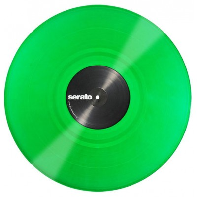 SERATO VINYL GREEN 12