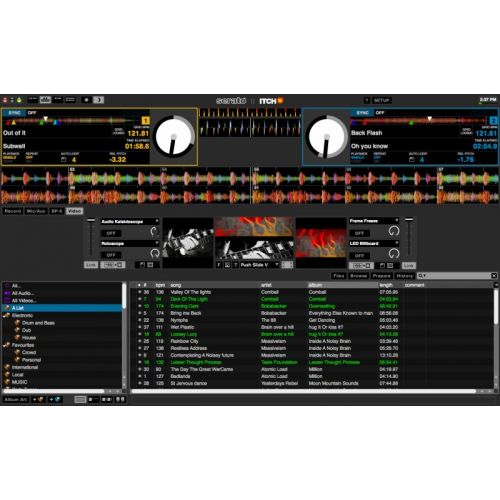 Software de DJ