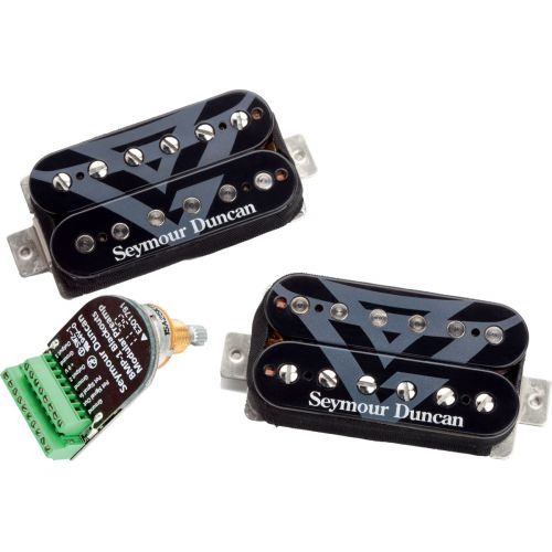 SEYMOUR DUNCAN AHB-11S - GUS G. FIRE BLACKOUTS KIT BLACK