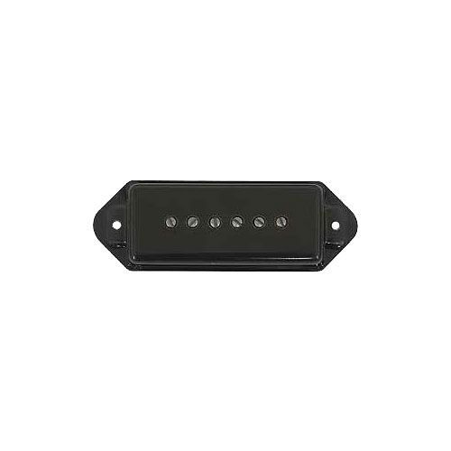 SEYMOUR DUNCAN AN3465 - ANTIQUITY P90 DOG EAR NECK BLACK